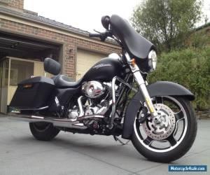 Harley Davidson Street Glide Low Kms  for Sale
