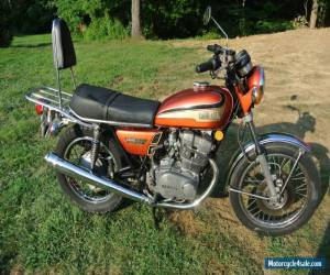 1973 Yamaha XS TX 500 for Sale