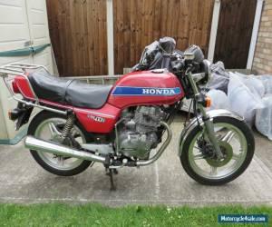 Honda CB400N Superdream Spares Or Repairs  for Sale