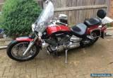 2000 YAMAHA XVS 1100 RED for Sale