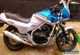 Honda VF1000F  for Sale