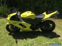 2008 Kawasaki ninja zx6r 600