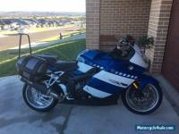BMW K1200S motorcycle