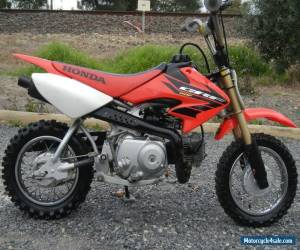 HONDA CRF 50 cc 2004 LOOKS AND RIDES AWESOME ONLY $1290 for Sale