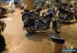 1961 Harley-Davidson Duoglide for Sale