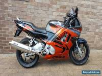 Honda CBR 600F Tiger Colours 1998