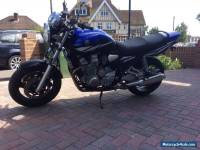 YAMAHA XJR 1300 BLUE/WHITE 2003/53