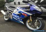 2002 SUZUKI GSXR 1000 K1 **FREE UK Delivery** WHITE/BLUE for Sale
