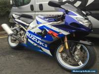 2002 SUZUKI GSXR 1000 K1 **FREE UK Delivery** WHITE/BLUE