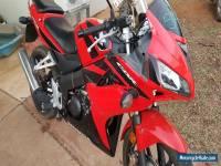CBR Honda Bike
