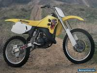 Breaking SUZUKI RM250 RM 250 1994 All parts available 94 125