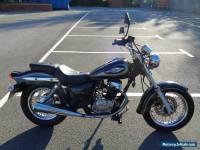 2001 SUZUKI GZ125 MARAUDER 125 6-SPEED LEARNER MOTORBIKE GWO NEW MOT & TAX 70MPH