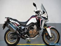 2016 HONDA CRF 1000 A-G,Africa Twin,crash bars,spots 6k miles,free delivery,p/x