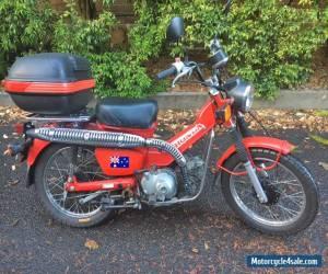 Honda CT110 GREAT POSTIE BIKE for Sale