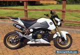Honda MSX125F  for Sale