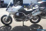 2011 MOTO GUZZI  WHITE for Sale