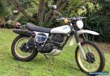 1978 YAMAHA XT500E  for Sale