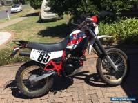 XT600 YAMAHA MOTORCYCLE