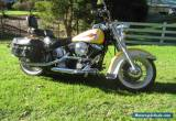 Harley Davidson Heritage Softail Classic 1995'  25137Klms Totally Original for Sale