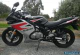 SUZUKI GS 500 F 2005 MODEL WITH LESS THAN 20,000 KS LAMS APPROVED  for Sale