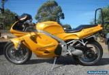 TRIUMPH T 595 DAYTONA AWESOME EXAMPLE LOOKS AND RIDES AS NEW for Sale