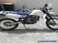 Yamaha TT 350 1995