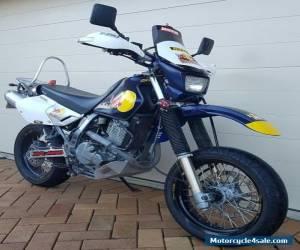 2006 Suzuki DR 650 Dual Sports Adventure bike SuperMotard for Sale