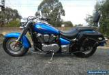 KAWASAKI VN 900 WITH ONLY 2000 ks AS BRAND NEW BARGAIN @ $6990 for Sale