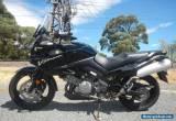 SUZUKI V STROM 1000cc 2009 MODEL WITH ONLY 3527 ks AS BRAND NEW  for Sale
