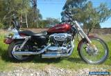 HARLEY DAVIDSON 1200 SPORTSTER, EXCELLENT CONDITION! RUNS AND RIDES AWESOME for Sale