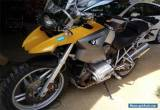 BMW R1200GS ABS 2005 MODEL 28,959k's Just run in! for Sale