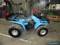 Yamaha Moto4 350 ATV Quad Bike (1990 Model)