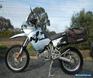 KTM 640cc ADVENTURE 2003 MODEL IN FANTASTIC CONDITION ONLY $3990 for Sale