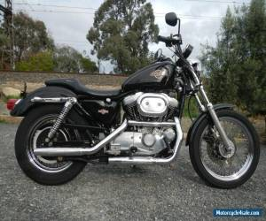 HARLEY 1200 cc SPORTSTER SOUNDS AND RIDES AS NEW ONLY $6990 for Sale