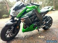 Kawasaki Z1000 ABS 2012 MY13