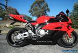 HONDA CBR 1000 RR 2004 IN FANTASTIC CONDITION ONLY $5990 for Sale