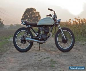 Honda CG125 custom Cafe Racer / Scrambler learner legal for Sale