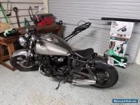 SUZUKI GS1100G MOTORBIKE