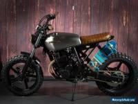 Honda CBF250 Custom Street Tracker Scrambler Cafe Racer by Kevils Speed Shop