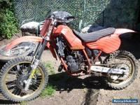 1986 Honda CR