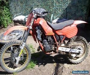 1986 Honda CR for Sale