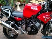 1995 YAMAHA TRX 850 RED