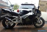 1999 YAMAHA YZF-R1 BLACK for Sale