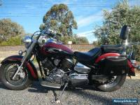 YAMAHA XVS 1100 2002 MODEL With Reg and RWC ONLY $4250