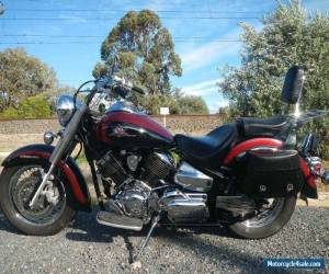 YAMAHA XVS 1100 2002 MODEL With Reg and RWC ONLY $4250 for Sale