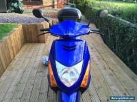 Honda SCV100 Lead Scooter 100cc