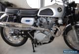"1967 Honda CB450D Super Sport K0 with the very rare Scrambler Factory ""D-Kit"". for Sale"