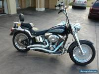 2007 Harley Davidson FATBOY.. approx 10,000 k,s ..Geelong area