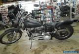 1981 Harley-Davidson shovelhead for Sale