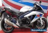 SUZUKI GSXR 750 L0 2010 for Sale
